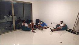 里约奥运会奇葩不断 印度代表队房间椅子都没有