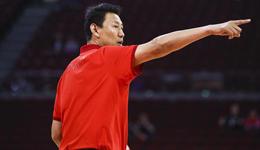 新中国男篮首秀确定 李楠带队六月战伊朗