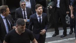 西法庭驳回梅西上诉 判21个月监禁不会真执行