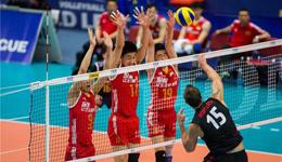2017世界男排联赛中国 中国男排vs澳大利亚0-3落败