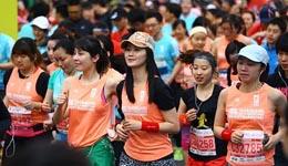 中国式马拉松飞跃发展 中国马拉松与美国马拉松对比