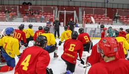 昆仑鸿星冰球队最新消息 中国冰球队海外选拔