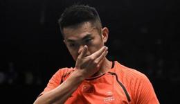 世界羽联超级系列赛印尼赛 林丹爆冷不敌中国台北小将