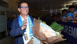 卡佩罗将迎71周岁生日 队员称用胜利为新帅庆生