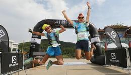 2017大五朝台之旅越野跑 600名越野跑者齐聚五台山