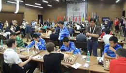 2017国际象棋世界锦标赛 李超卫冕世界团体锦标赛冠军