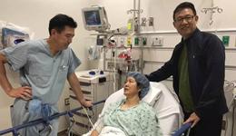 2017郎平手术最新消息 郎平左髋关节置换手术成功