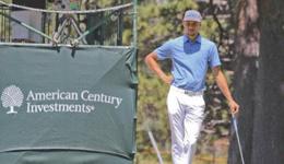 库里奥巴马打高尔夫 勇士库里出战高尔夫巡回赛
