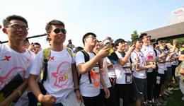 2017特步企鹅派对跑武汉站 特步企鹅派对跑神秘嘉宾