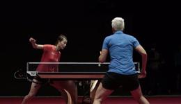 2017T2亚太乒乓球联赛丁宁 丁宁首战4-0大胜埃克霍姆