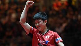 韩国选手首轮横扫张本智和 张本智和一轮游澳洲公开赛