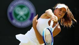 网球女神汉图楚娃退役 34岁长腿女神汉图楚娃退出网坛
