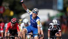 2017环法自行车赛第六赛段 快步车队基特尔再次夺冠