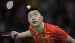 2017年天津全运会马龙 马龙回省队备战全运会