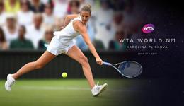 普利斯科娃wta最新排名 普利斯科娃三冠WTA冠军登顶