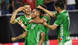 2017美金杯单场推荐 墨西哥VS牙买加