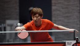 T2亚太乒乓球联赛第二轮 波尔率梅兹队大胜佩尔森队