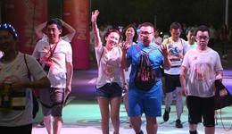 广州掀起全民夜跑狂潮 广州适合跑步的地方