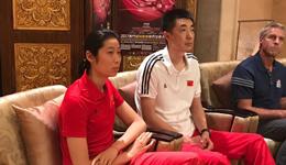 世界女排大奖赛朱婷 女排教练安家杰大赞朱婷