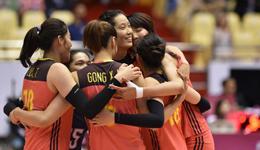 2017世界女排大奖赛近况 意大利三胜夺冠中国女排亚军