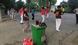 天津全运会增设广场舞 广场舞列入全运会竞技项目