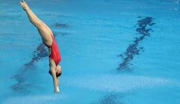 2017跳水世锦赛十米跳台 任茜第一位晋级十米跳台决赛
