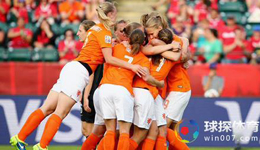 2017女欧国杯赛前分析 荷兰女足VS丹麦女足