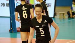世界女排大奖赛南京站 中国女排晋级世界大奖赛总决赛