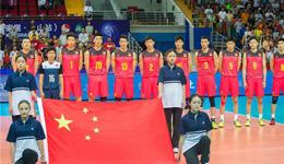 2017男排亚锦赛赛程 中国男排3-0横扫中国香港队