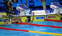徐嘉余改变中国游泳队阴盛阳衰 徐嘉余加冕世界冠军