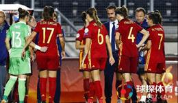 2017女欧国杯赛前分析 苏格兰女足VS西班牙女足