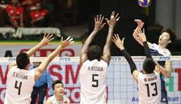 男排亚锦赛澳洲男排横扫中国队 中国男排两胜一负小组第二