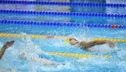 2017游泳世锦赛徐嘉余 徐嘉余晋级200米仰泳半决赛