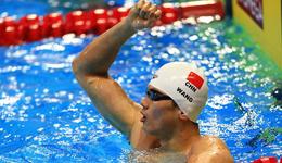 2017游泳世锦赛汪顺摘铜 汪顺再获200米混合铜牌