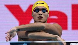 世锦赛50米仰泳法国选手三连冠 中国徐嘉余24秒74第五