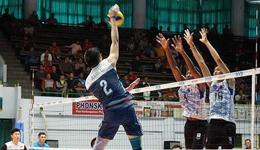 2017男排亚锦赛 中国男排3-0横扫中国台北队