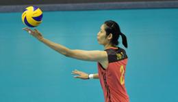 2017世界女排大奖赛近况 国际排联专访中国女排朱婷