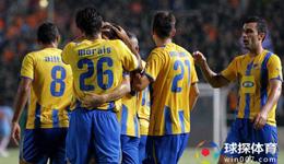 2017欧冠杯赛前分析 希腊人竞技VS维托鲁康斯坦萨