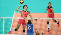 2017世界女排大奖赛总决赛 中国女排暴露五大弊端