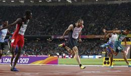 古利耶夫夺逆转范尼凯克夺冠 古利耶夫200米决赛爆冷夺金