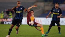 2017意甲赛前分析 罗马VS国际米兰