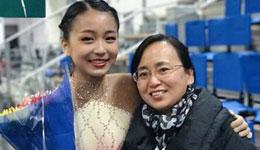 刚拿到全美冠军 她便放弃美籍加入中国国家集训队