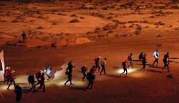 2018八百流沙正式开跑 多国部队跑在文化里