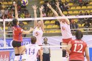 女排泰国复赛击败日本
