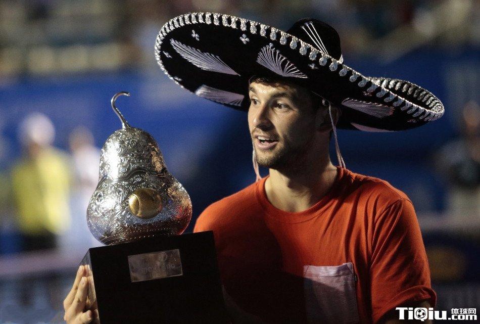 墨西哥赛迪米双抢七擒安德森 摘赛季首冠