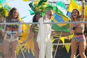 巴西世界杯官方主题曲MV 热情桑巴共襄盛举