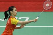 尤伯杯:中国队5-0中华台北 强势进八强