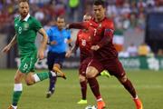葡萄牙5-1大胜爱尔兰集锦