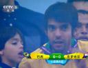 卡卡带爱子观看世界杯首战