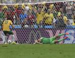 西班牙队打破小组赛零分局面3-0完胜澳大利亚